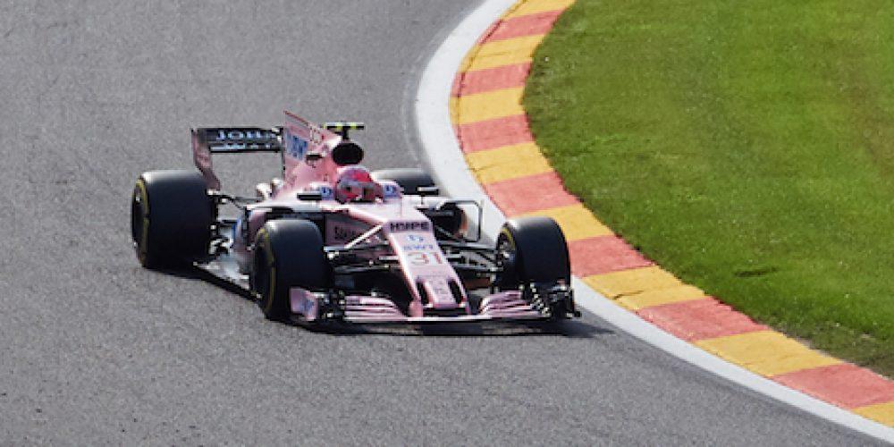 Photos du Week-End de Formule 1 à Francorchamps