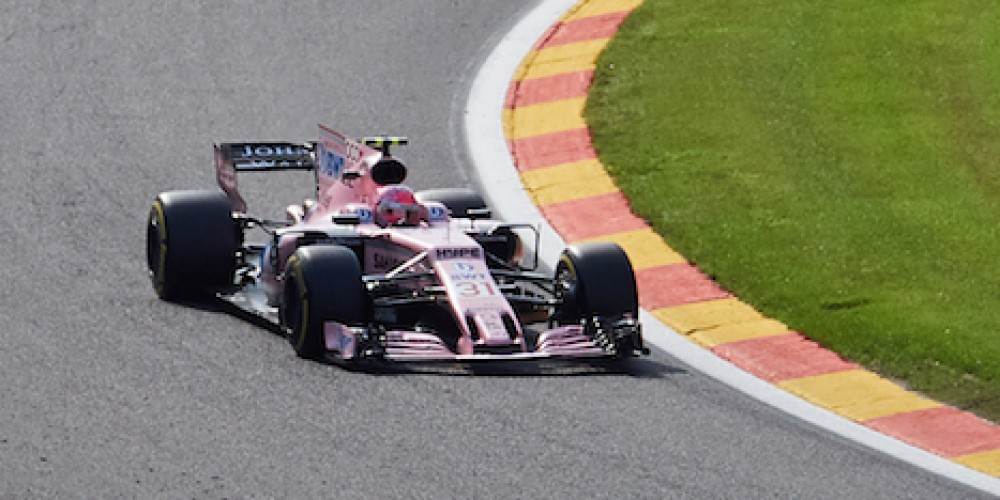 Photos du Week-End de Formule 1 à Francorchamps