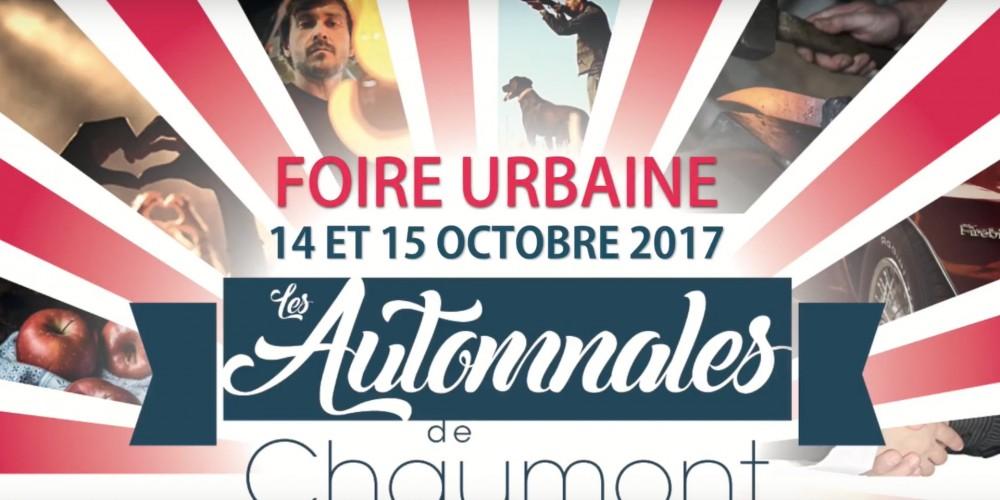 LES AUTOMNALES DE CHAUMONT 2017