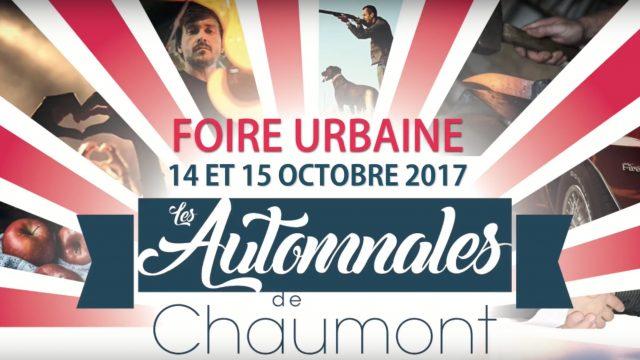 Vidéo Automnales de Chaumont